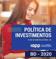 Política de Investimentos